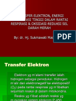 Transfer Elektron. Mitokondria.ppt