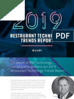2019 Trends Report