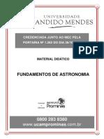 Fundamentos de Astronomia