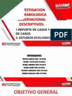 Epidemiologia Expo