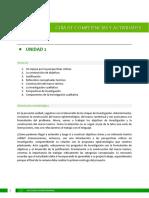 Competencias y Actividades - U2 S3