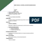 Tablero de Comando Para El Control de Motor Monofasico (1)
