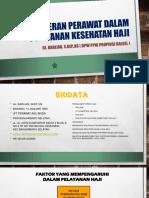 Peran perawat dalam yan kes haji - Copy - Copy.pptx