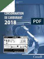 Guide de Consommation de Carburant 2018