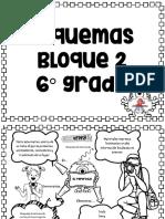 6° MAPAS MENTALES BLOQUE 2