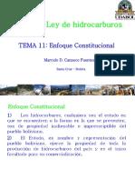 Tema 11 - Enfoque Constitucional sobre los hidrocarburos en Bolivia.pdf