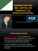 adm. del capital de trabajo y el costo de capital.pptx