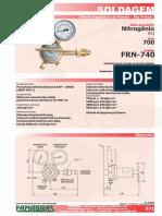 Manual Frn740