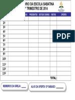 Excel Quadro Comparativo