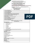 Form Spk Dan Rkk Dokter Umum-1