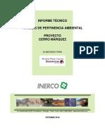 Pertinencia Ambiental Cerro Márquez. pdf
