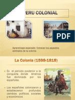 El Peru Colonial