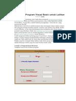 6 Contoh Program Visual Basic untuk Latihan.docx