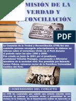 La Comisión de la Verdad y Reconciliación (CVR)