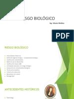 PRESENTACIÓN RIESGO QUIMICO Y BIOLÓGICO UNIMETA II