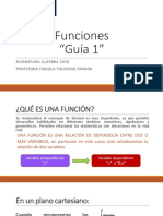 CLASE 1 Función Lineal