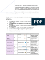 Plan de Compra Software