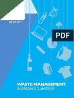 Waste Management Asean Summary