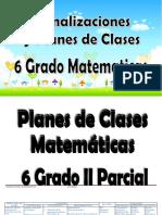 6to - Matemáticas - Planes II (1)