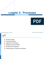 processes concept in operating system