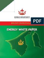 Brunei Energy White Paper 2014