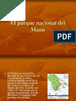El Parque Nacional Del Manu