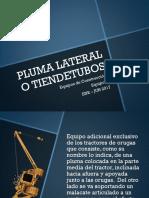 pluma lateral
