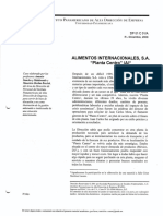 DP - Alimentos Internacionales