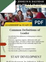 Leadership in Staff development.pptx