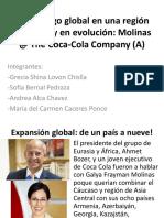 El Liderazgo Global en Una Región Dinámica y