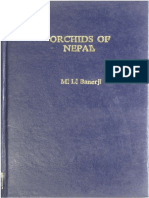 Orchids of Nepal