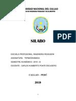 SILABO Termodinamicaaa 2019-B