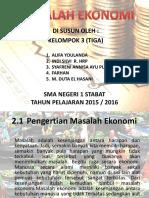 SLIDE POWER POINT TENTANG MASALAH EKONOMI.pptx