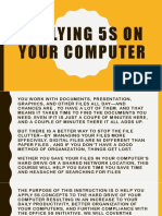 Applying 5s on your computer1.pptx