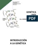 1Genética I Parte