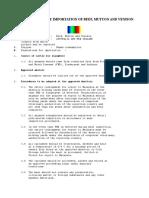 Protokol Import Daging