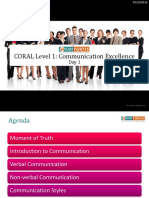 PPT - Coral Level 1 - Communication Excellence - Day 1 - V01261009