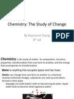 Intro Gen Chem