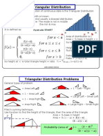 12 Triangular Distribution