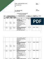 Planificare M2 - XI E