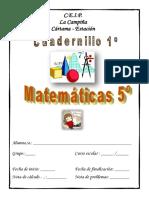 cuadernillo 5 matematicas
