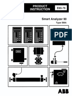 Combustion Smart Analyzer SMA-90 2