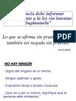 CREDIBILIDAD DEL TESTIMONIO.ppt