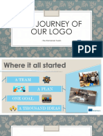 The Journey of Our Logo