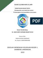 TUGAS 2.2 BAHAN AJAR handout -Dosen Dr. AGUS HERI SUPADMI IRIANTI  M.Pd- Peserta Indah Kusuma Wardhany.docx