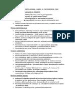 Código de Ética y Deontología Del Colegio de Psicólogos Del Perú