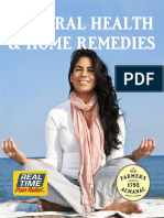 Natural Health and Home Remedies