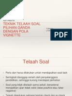 Teknik-Telaah-Soal.pptx
