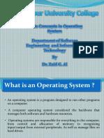 Presentationofoperatingsystem.ppsx