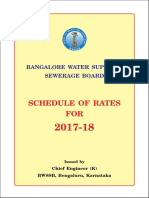 Schedule of Rates 2017-18-1